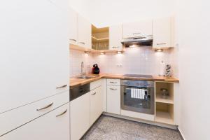 Rafael Kaiser – Budget Design Apartments Vienna, Apartmány  Viedeň - big - 12
