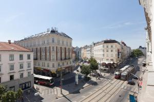 Rafael Kaiser – Budget Design Apartments Vienna, Апартаменты  Вена - big - 11