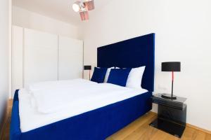 Rafael Kaiser – Budget Design Apartments Vienna, Апартаменты  Вена - big - 6