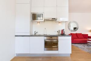 Rafael Kaiser – Budget Design Apartments Vienna, Apartmány  Viedeň - big - 7