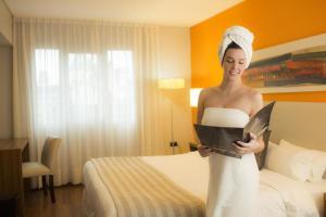 Hotel Bicentenario Suites & Spa, Hotely  San Miguel de Tucumán - big - 14