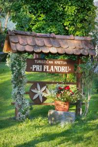 Farm Pri Flandru - Cerkno