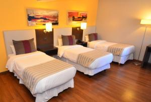 Hotel Bicentenario Suites & Spa, Hotely  San Miguel de Tucumán - big - 7