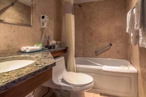 Comfort Suite mit Queensize-Bett und ausziehbarem Bett