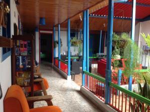 Hostal Maderos, Pensionen  Santa Rosa de Cabal - big - 44