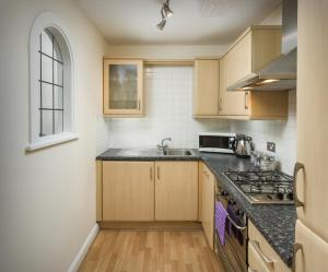 St Giles Apartments, Aparthotels  Edinburgh - big - 70