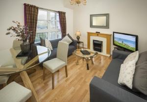 St Giles Apartments, Aparthotels  Edinburgh - big - 71