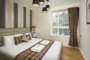 St Giles Apartments, Aparthotels  Edinburgh - big - 72