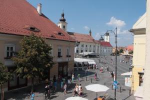 City Spirit Sibiu, Apartmanok  Nagyszeben - big - 8
