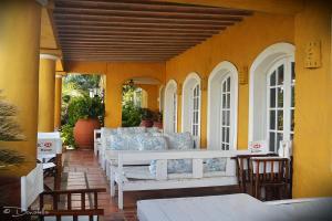 Hotel La Bluette, Hotely  Punta del Este - big - 36