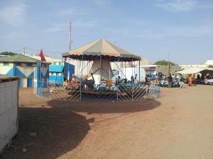 Le Soleil Du Sud, Nyaralók  Sidi Ifni - big - 7