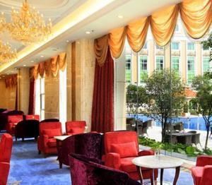 Foshan Gold Sun Hotel, Hotely  Sanshui - big - 6