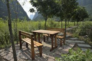 Yangshuo Zen Valley, Гостевые дома  Яншо - big - 48