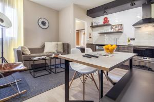 Habitat Apartments Cool Jazz, Апартаменты  Барселона - big - 21