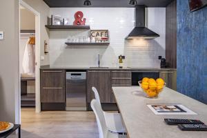 Habitat Apartments Cool Jazz, Апартаменты  Барселона - big - 22