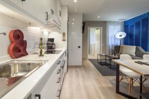 Habitat Apartments Cool Jazz, Апартаменты  Барселона - big - 16