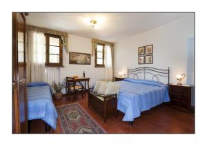B&B Casale Virgili, Bed & Breakfast  Siena - big - 5