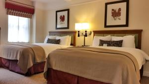 Elite Suite with Two Queen Beds