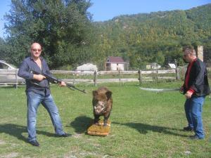 Otdykh na Paseke, Villaggi turistici  Nikitino - big - 35