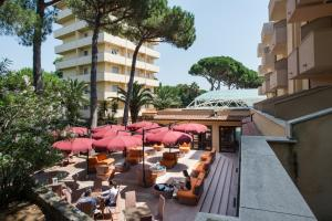 Park Hotel Marinetta, Hotely  Marina di Bibbona - big - 114