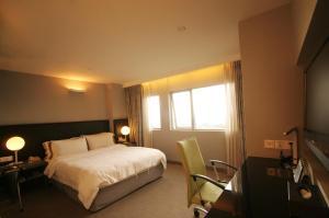 Yi-Wu Commatel Hotel, Hotely  Kanton - big - 10