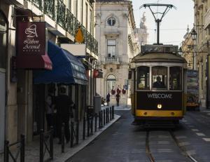 Lisbon Arsenal Suites.  Mynd 2