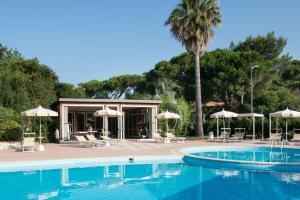 Park Hotel Marinetta, Hotely  Marina di Bibbona - big - 147