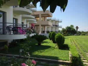 Ostria Hotel Kakovatos Beach