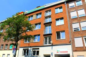 Backpackers Düsseldorf, Hostelek  Düsseldorf - big - 52