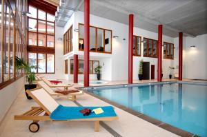 Appart'Hotel Odalys Prestige Eden, Apartmanhotelek  Arc 1800 - big - 14