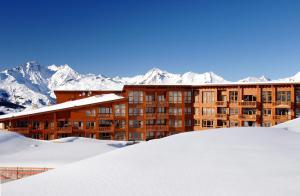 Appart'Hotel Odalys Prestige Eden, Apartmanhotelek  Arc 1800 - big - 29