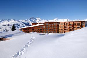 Appart'Hotel Odalys Prestige Eden, Apartmanhotelek  Arc 1800 - big - 37