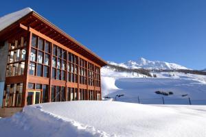 Appart'Hotel Odalys Prestige Eden, Apartmanhotelek  Arc 1800 - big - 40