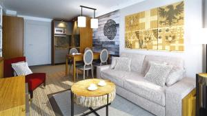 Appart'Hotel Odalys Prestige Eden, Apartmanhotelek  Arc 1800 - big - 3