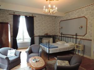 Le Chateau De Montmireil, Dovolenkové domy  Canisy - big - 9