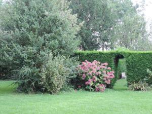 Le Chateau De Montmireil, Ferienhäuser  Canisy - big - 15