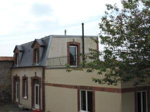 Le Chateau De Montmireil, Ferienhäuser  Canisy - big - 5