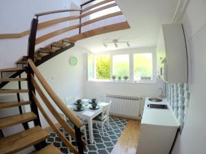 Apartment LIN, Апартаменты  Загреб - big - 5