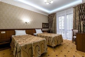 Residence Park Hotel, Hotels  Goryachiy Klyuch - big - 4