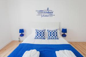 Loving Chiado, Appartamenti  Lisbona - big - 76