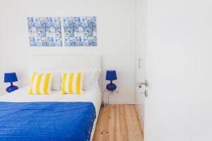 Loving Chiado, Appartamenti  Lisbona - big - 84