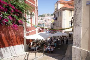 Loving Chiado, Appartamenti  Lisbona - big - 158