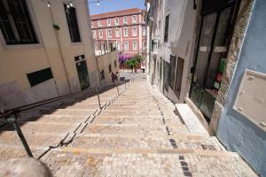 Loving Chiado, Appartamenti  Lisbona - big - 159