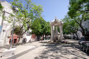 Loving Chiado, Appartamenti  Lisbona - big - 161