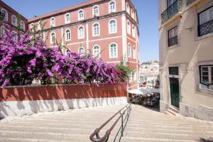 Loving Chiado, Appartamenti  Lisbona - big - 162