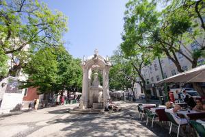 Loving Chiado, Appartamenti  Lisbona - big - 164