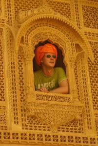 Hotel Shahi Palace, Отели  Джайсалмер - big - 29