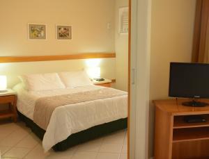 Praia do Pontal Apart Hotel, Апарт-отели  Рио-де-Жанейро - big - 17