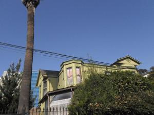 Hostal Residencia Blest Gana, Penziony – hostince  Viña del Mar - big - 77