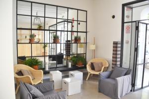 Hostel Fleming - Albergue Juvenil, Hostelek  Palma de Mallorca - big - 21